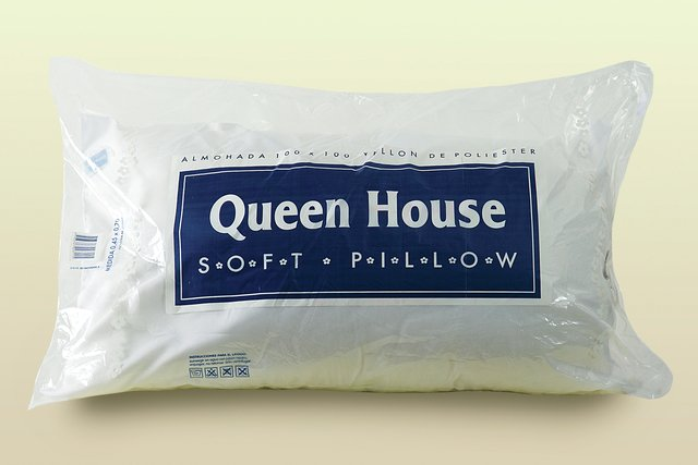 ALMOHADA ECONOMICA QUEEN HOUSE