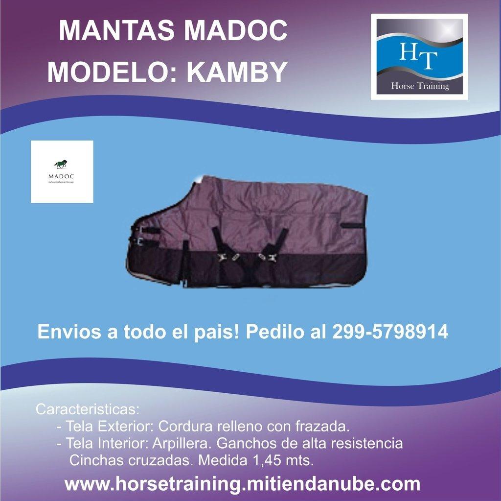 MANTA KAMBY - MADOC