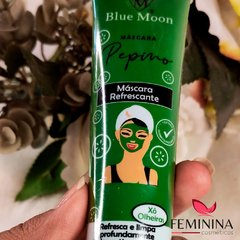Máscara Pepino Refrescante - Blue Moon