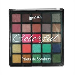 Paleta de Sombras Color Ful Luisance color