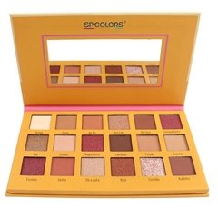Paleta de sombras SP Colors - Eyeshadow Collection SP111