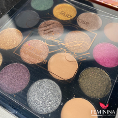 Paleta De Sombras The Night Party - Ruby Rose