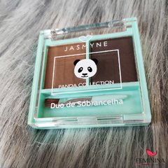 Corretivo para Sobrancelha Duo - Panda Collection - Jasmyne