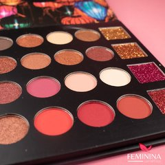 Paleta de Sombras Party Lights Pink 21