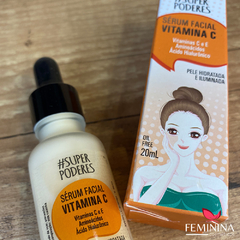 Sérum Facial Vitamina C #Super Poderes