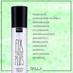 Fix Makeup Plus - Fixador de Maquiagens em Spray Dalla