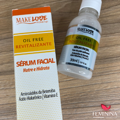 Sérum Facial Revitalizante Make Love
