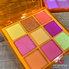 Paleta de Sombras Neon Mylife