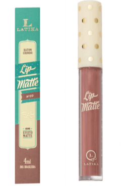 Lip matte Latika
