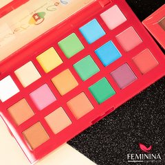 Paleta de Sombras Secret Colors City Girls