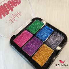 Máscara de Sombra Glitter Mylife Makeup