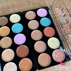 Corretivo Colour Fix Pink 21 Cosmetics