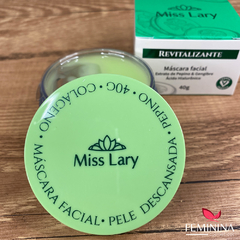Máscara Facial Revitalizante Miss Lary
