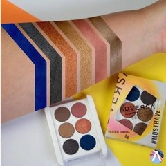 PALETA DE SOMBRAS ADVERSA #MUSTHAVE - Party Gils