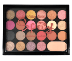 Paleta de Sombras Spicy - Ruby Rose (Cod. HB1001 )