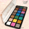 Paleta de sombras 21 cores Follow Your Dream - City Girls B
