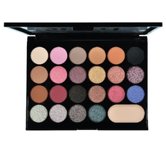 Paleta De Sombras Sweet Ruby Rose