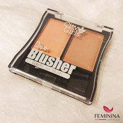 Paleta de Blush City Girls Duo Blusher