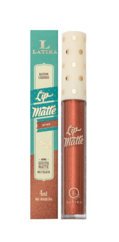 Lip matte Latika 40
