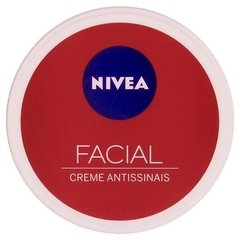 Creme Facial Antissinais 100g Nivea