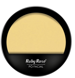 Pó Facial Ruby Rose - HB 7206