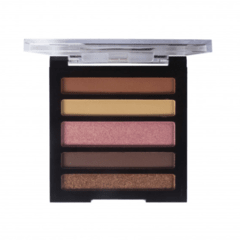 Paleta de Sombras 5 Cores Yes or No - SP Colors - Cor A