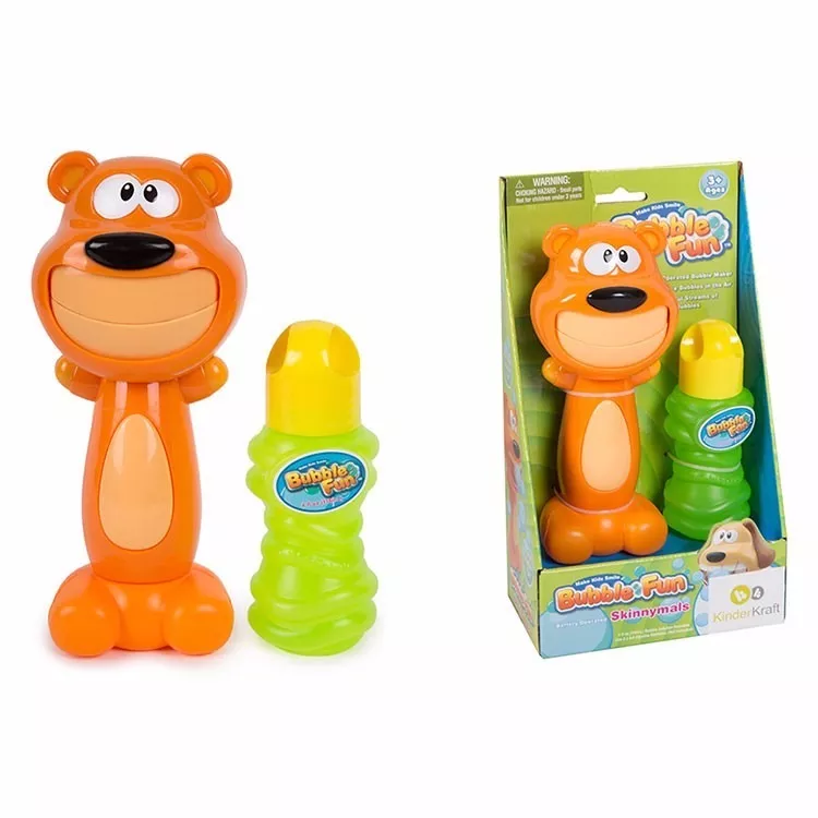 Bubble Fun Burbujero  Oso  Original Wabro