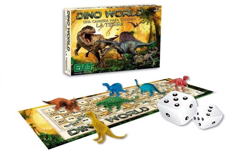 Dino World Juego de Mesa