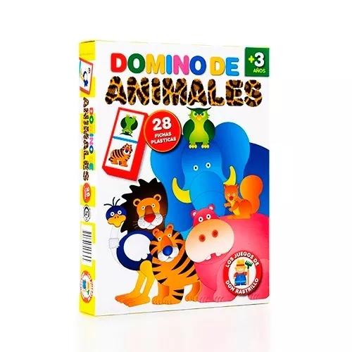 Domino de Animales  Ruibal    Juguetes en la Web