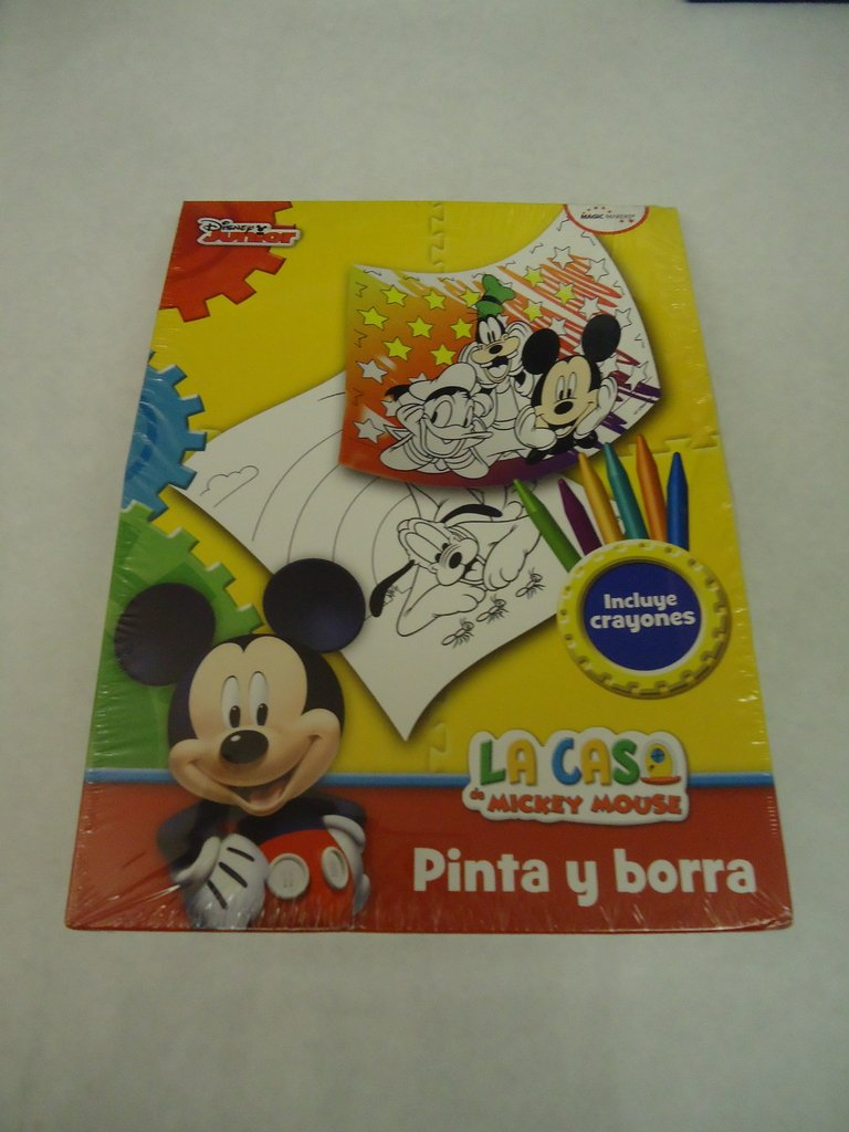 Pinta Y Borra Mickey Disney Magic Makers