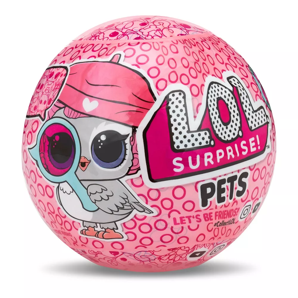 LOL Surprise PETS Original Serie 4