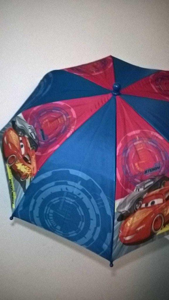 Paraguas de personajes - Frozen. Paw Patrol. Toy Story. Pony. Cars