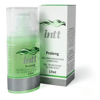 PROLONGADOR ERECAO PROLONG 17ML INTT RETARDA EJACULACAO