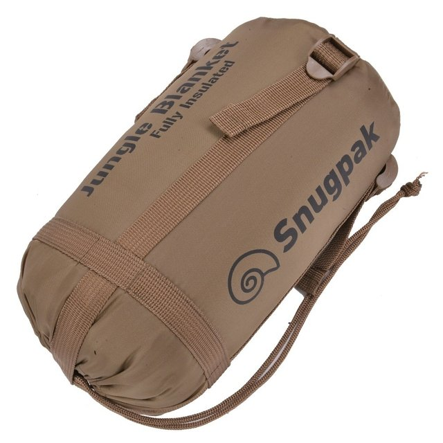 Imagem do Cobertor SnugPak Insulated Jungle