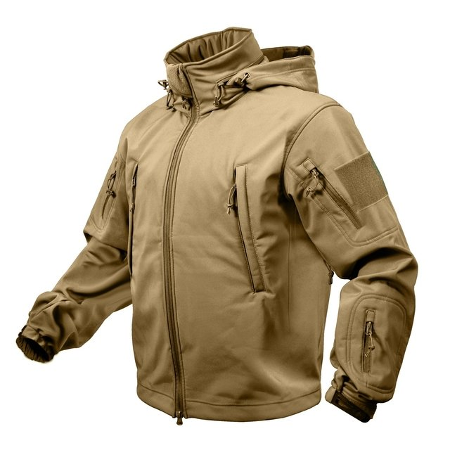 Rothco Special Ops Tactical Soft Shell Jacket - loja online