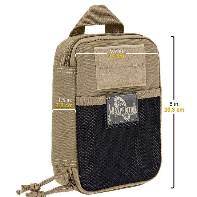 Maxpedition Fatty Pocket Organizer - comprar online