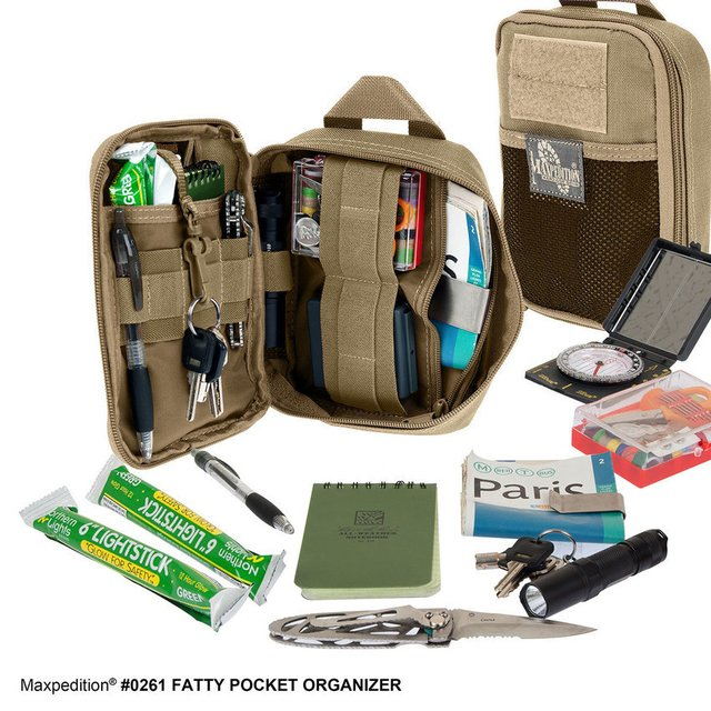 Maxpedition Fatty Pocket Organizer - loja online