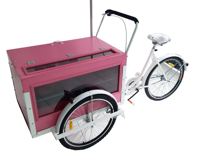 Food Bike con Sombrilla - comprar online