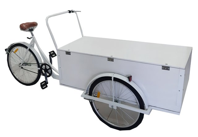 Food Bike Caja Extendida