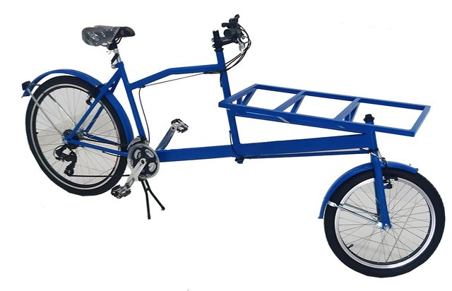 Cargo Bike Long en internet