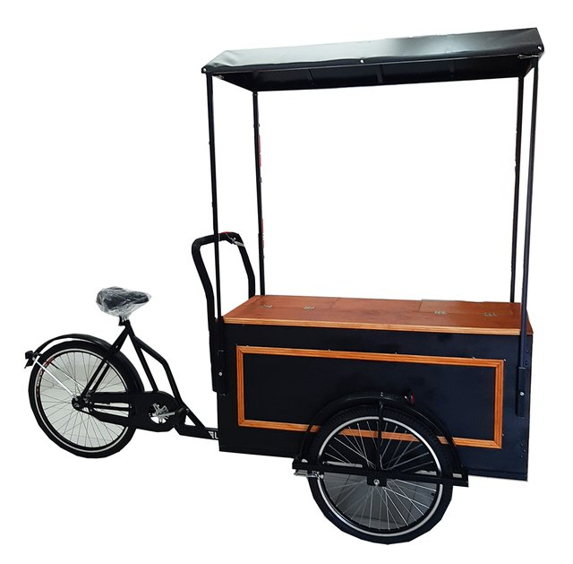 Food Bike Caja Extendida con Toldo
