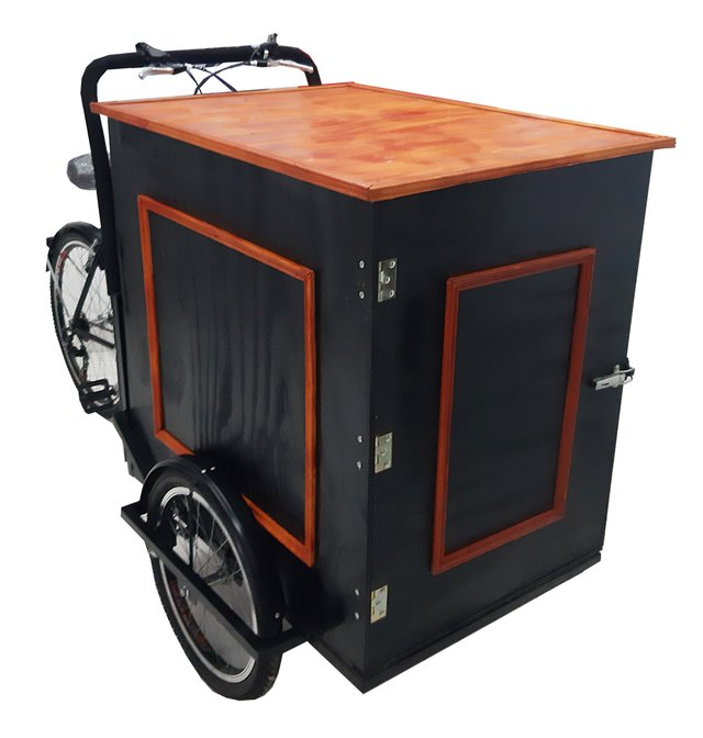 Food Bike Caja Alta en internet