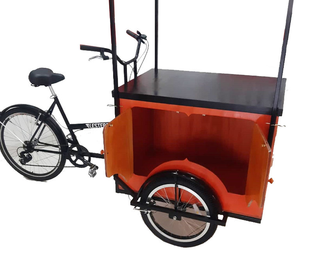Food Bike Con Toldo Extensible en internet