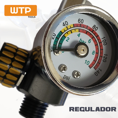 Kit 2 - WTP Tools - Pro + 250 + Reguladores - WTP Latinoamerica