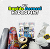 Kit Rapido Hydroprint - Water Transfer Printing Film Laminas