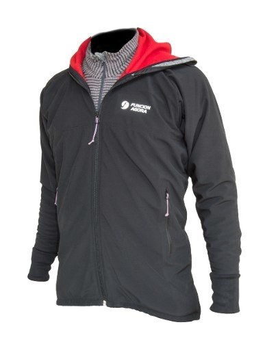 Campera Tecnica Softshell Impermeable Funcion Agora Escalada