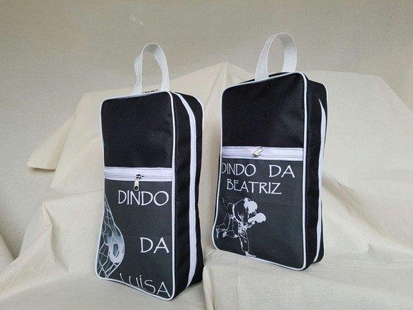 Porta chuteira personalizada Padrinhos 398e26184efff