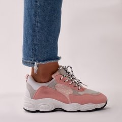 Chunky Sneakers Salmon en internet