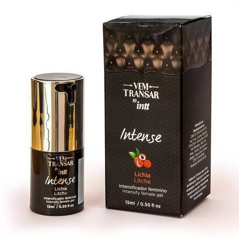 Gel Intense Facilitador De Orgasmo - Vem Transar 15ml