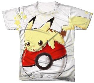b9cac90526 Camiseta Pokémon REF 007 - Comprar em BitCamisetas